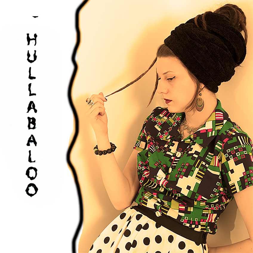Camilla Blue Hullabaloo